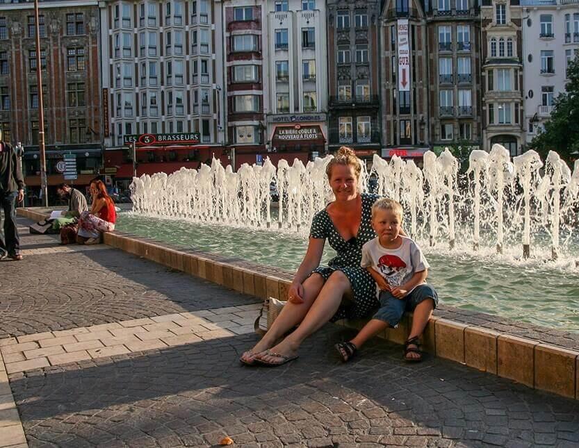 Lise & Sebastian i Lille, Frankrig