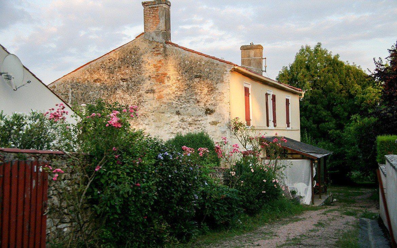 St. Hermaine, Loire Valley