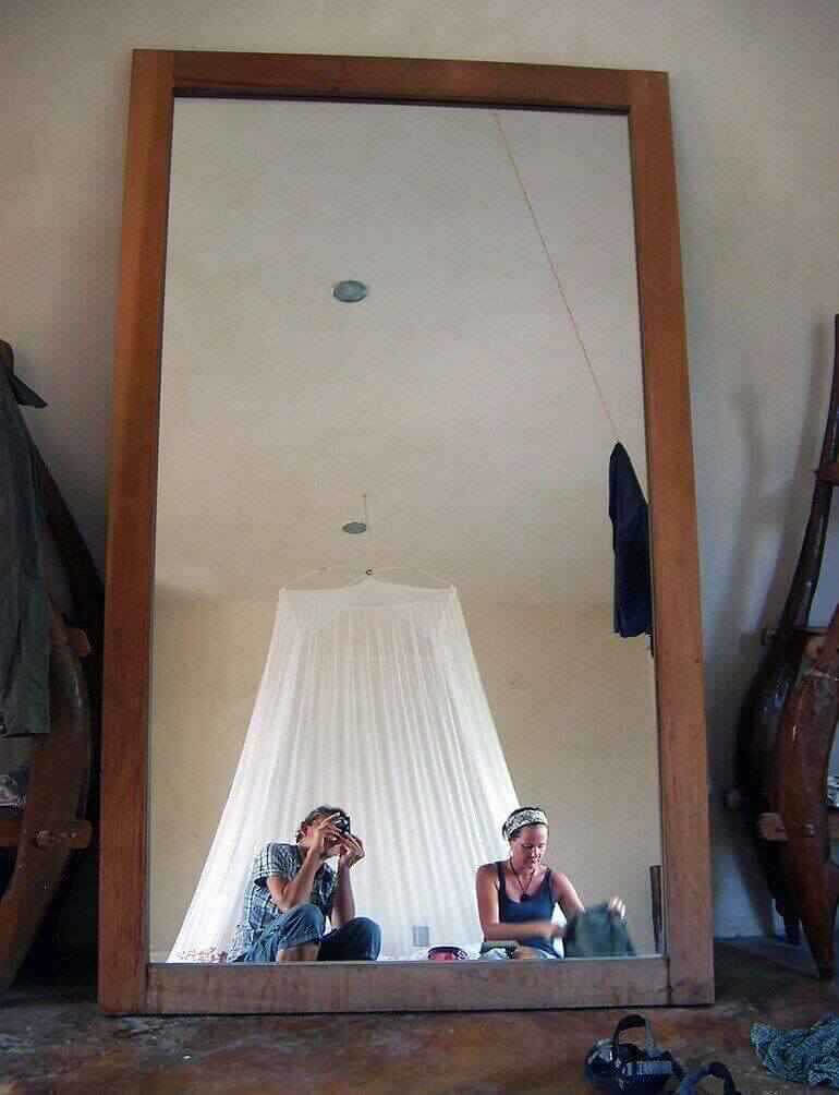 Selfie på Casa Magna