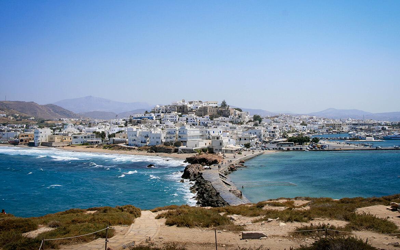 Naxos, Grækenland