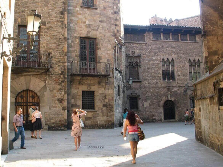 Latinerkvarteteret Barcelona