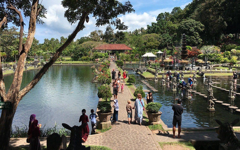Tirta Gangga - Bali