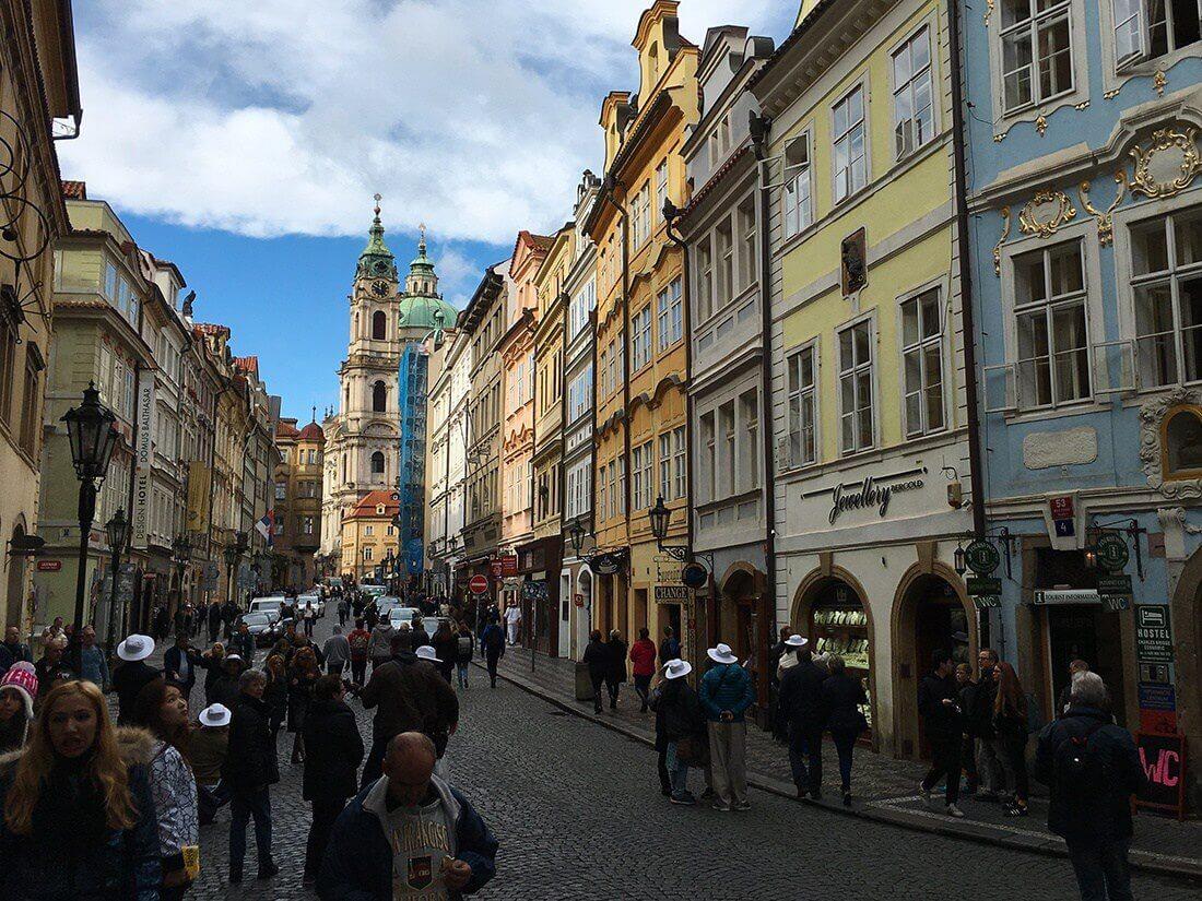 Gåtur i Prag