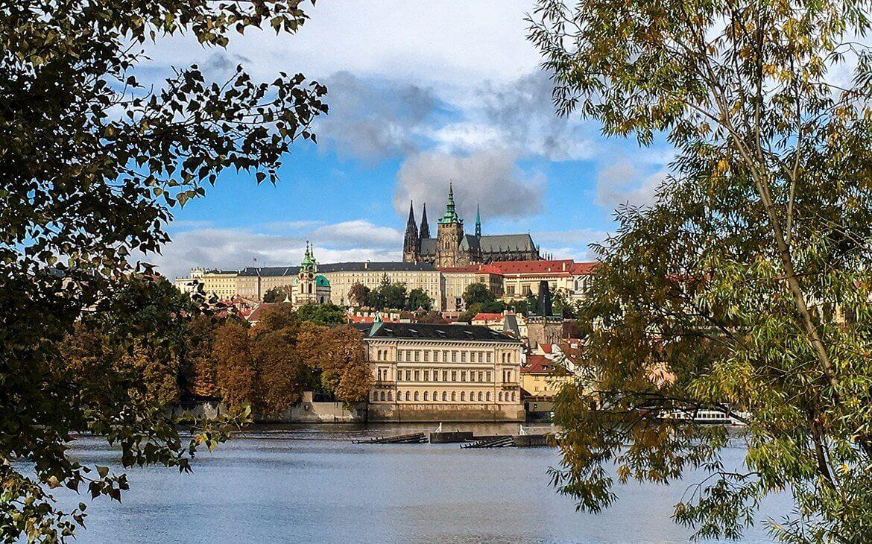 Tag et tjek på Prag