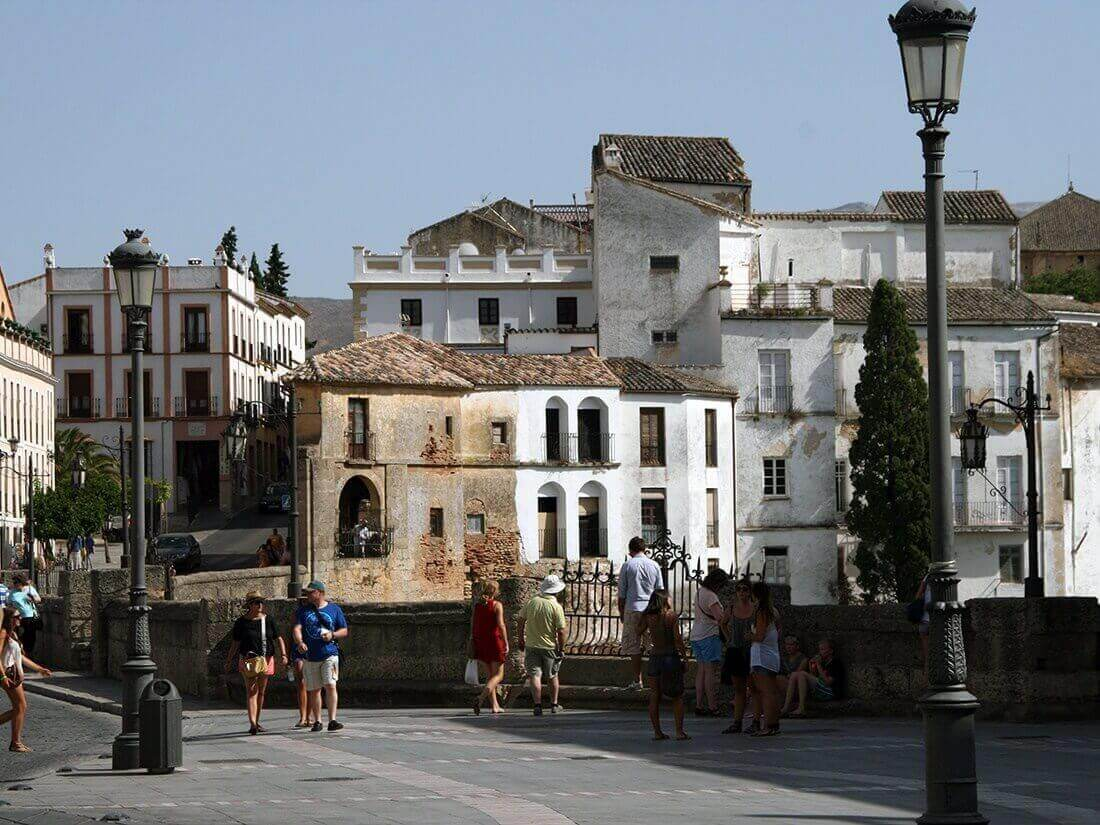 Roda by, Spanien
