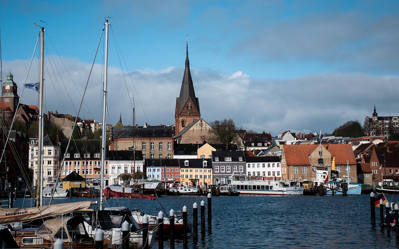 Flensburg, Tyskland