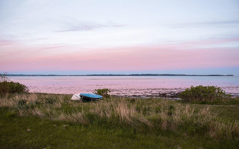 Skæring, Danmark