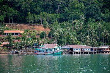 Bangbao, Koh Chang, Thailand