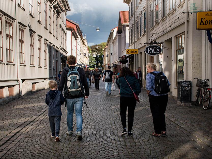 Peter og Sebastian i Göteborg - Haga