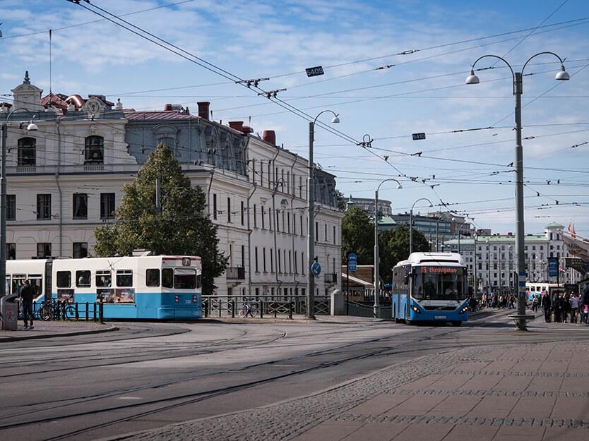 Göteborg, den stille by