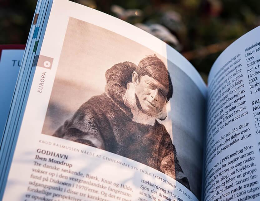 Turen går til bøgernes verden - indhold