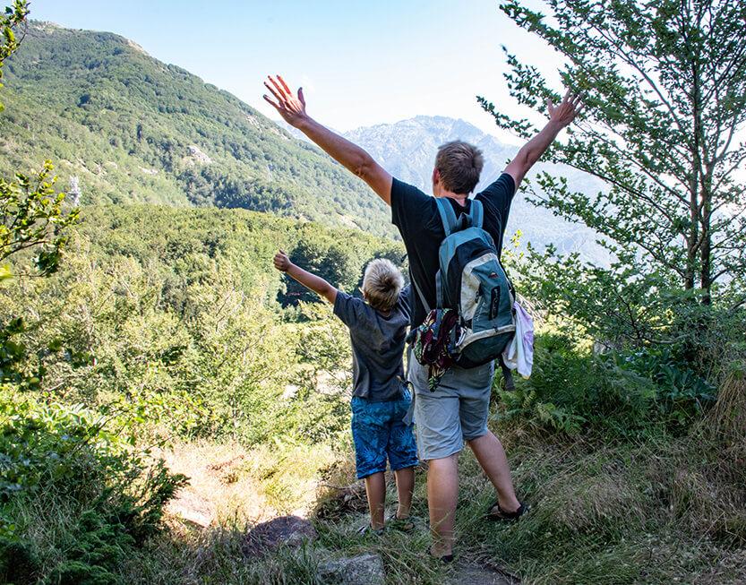 Frihed, ferie, tid og dejlige Korsika