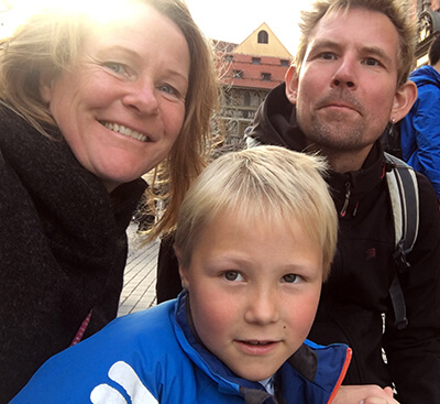 Sebastian, Peter og Lise, Eventyrsstyrelsen.dk