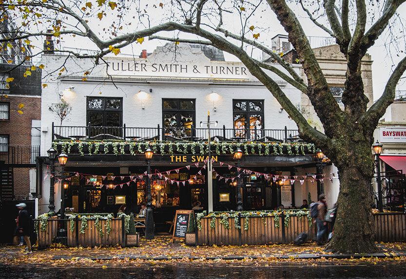 Julehygge i London