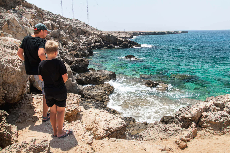 Cape Greco, Cypern