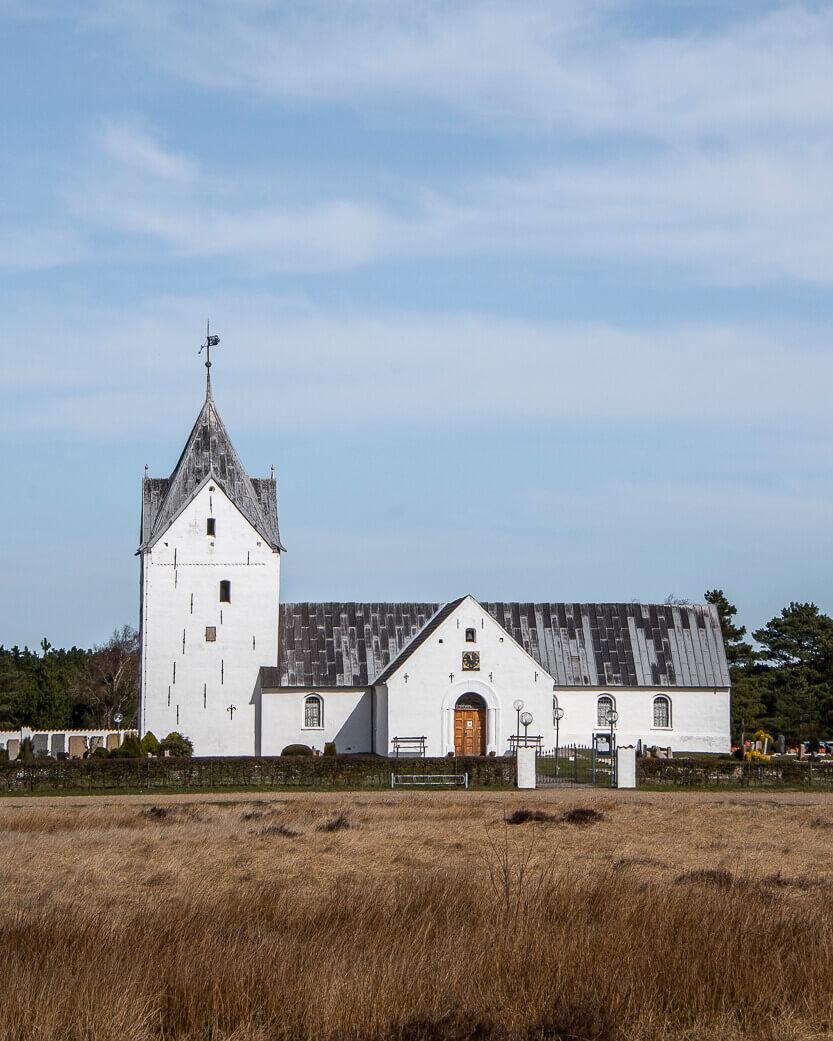 Sct. Clemens Kirke på Rømø