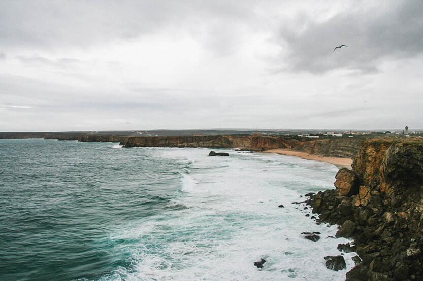 Algarves kyst er ualmindelig vild og smuk året rundt