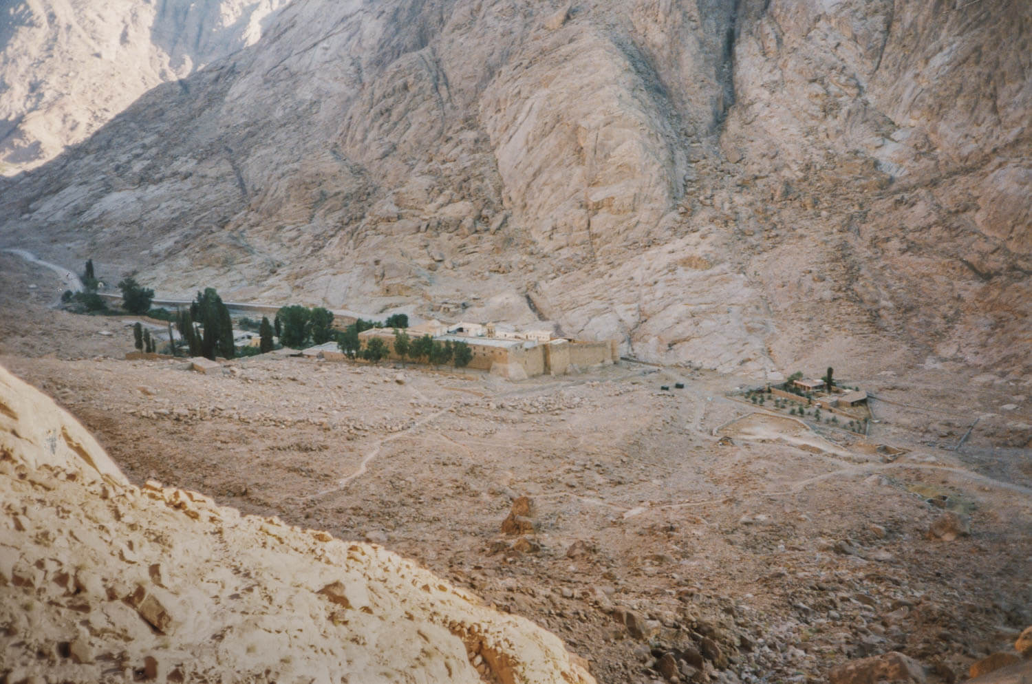 St. Caterina klostret ved Mount Sinai