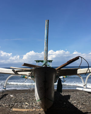 Outrigger, Amed, Bali