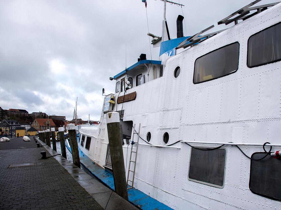 Færge i Flensburg