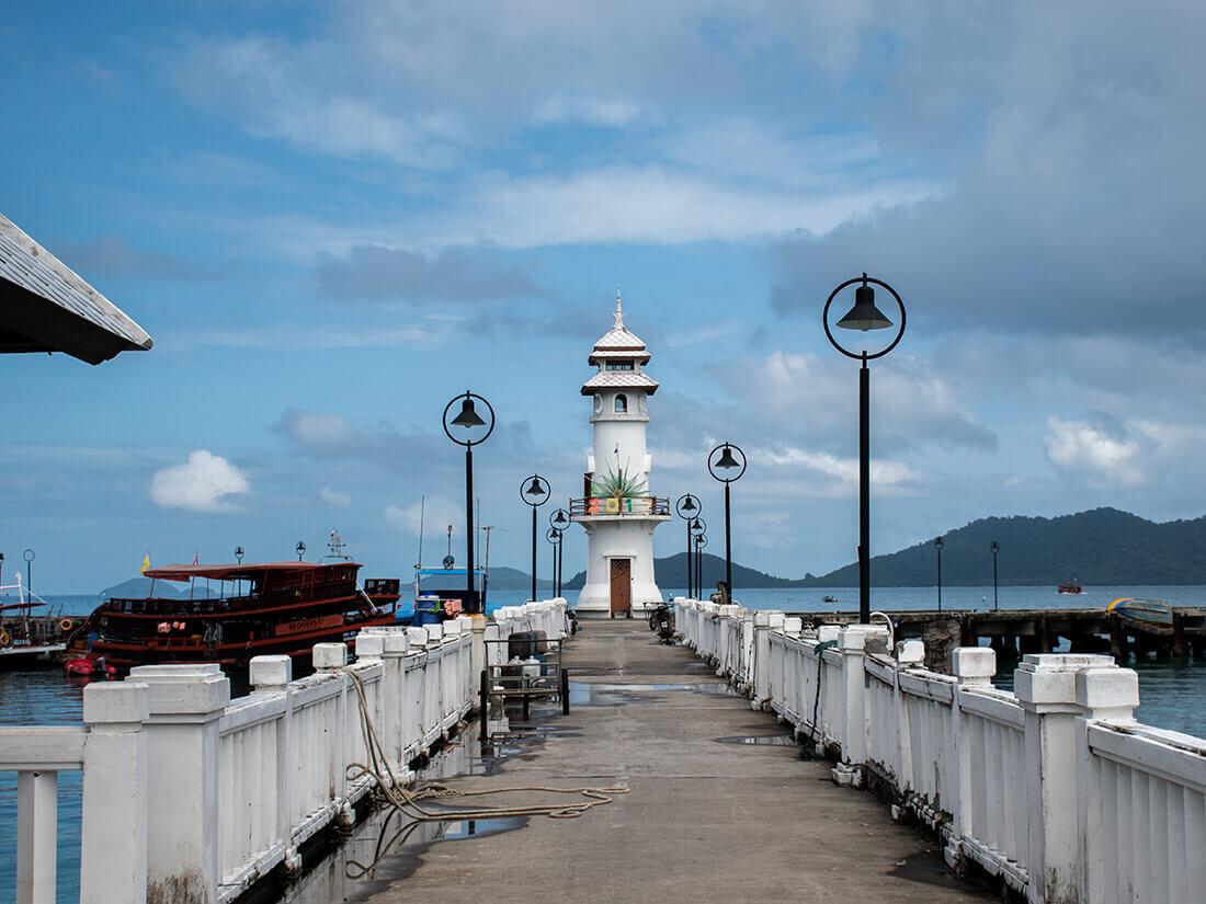 Bangbao fyrtårn