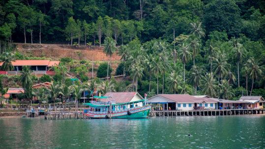 Bangbao - village Ko chang