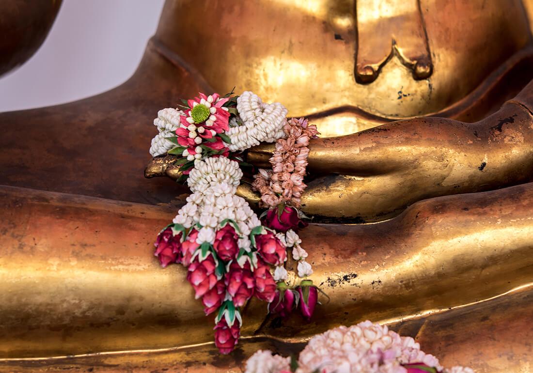 Buddah Statue, Wat Pho