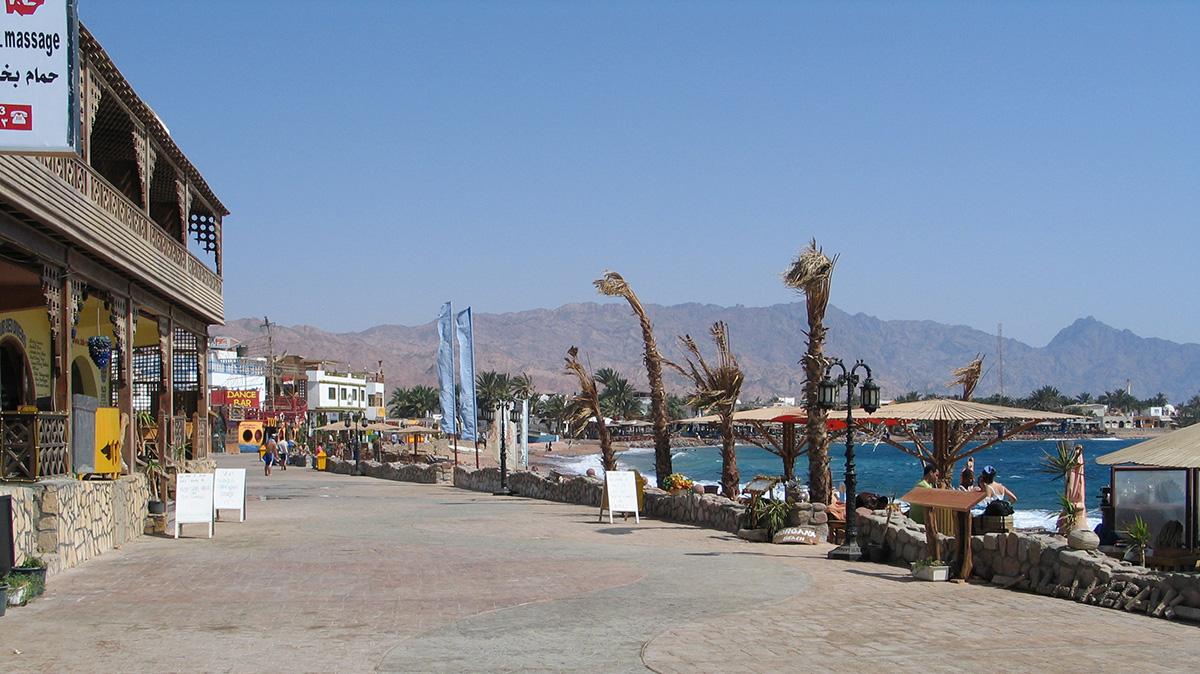 Egypten - Dahab