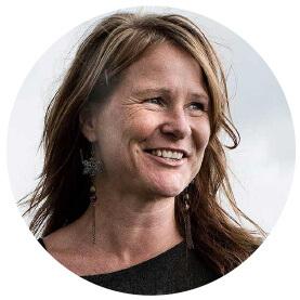 Lise Kryger, blogger