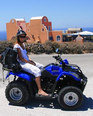 Lise, Santorini, Grækenland